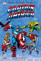 Captain America L'intégrale 1972 - Avril 2016