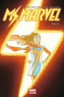 Miss Marvel t3 - Avril 2016