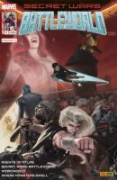 Secret Wars : Battleworld 5 Cover 2