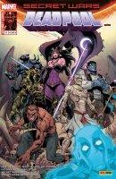 Secret Wars : Deadpool 5 - Mai 2016