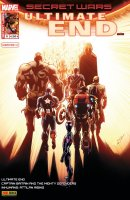 Secret Wars : Ultimate End 5 Cover 1 - Mai 2016