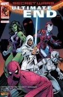 Secret Wars : Ultimate End 5 Cover 2