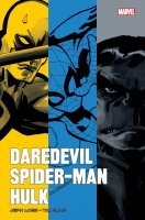 Daredevil / Spiderman / Hulk par Loeb/Sale