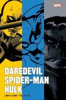 Daredevil / Spiderman / Hulk par Loeb/Sale