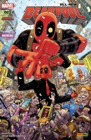 All-New Deadpool 1 Cover 1