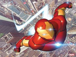 All-New Iron Man & Avengers 1 Edition Collector