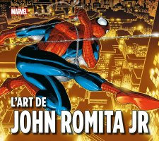 Marvel - L'art de John Romita Jr