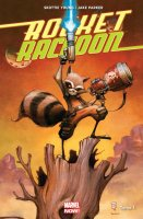 Rocket Racoon t1 - Juin 2016