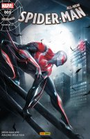 All-New Spider-Man 3 Cover 2