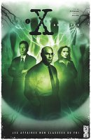 The X-Files archives t2 - Août 2016