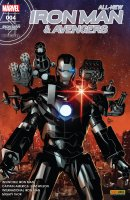 All-New Iron Man & Avengers 4 Cover 2