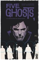 Five ghosts t1 - Septembre 2016