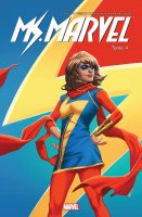 Ms Marvel t4 - Septembre 2016