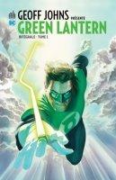 Geoff Johns présente Green Lantern Intégrale t1