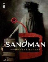 Sandman - Les couvertures par Dave McKean - Novembre 2016