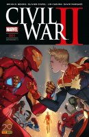 Civil War II 1 Cover 1