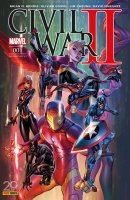 Civil War II 1 Cover 3