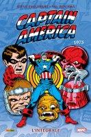 Captain America L'intégrale 1973