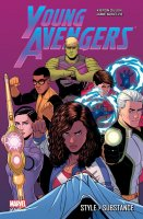 Young Avengers - Février 2017