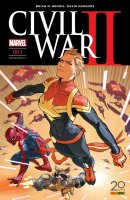 Civil War II 3 Cover 1