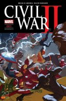 Civil War II 3 Cover 2
