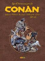Les chroniques de Conan 1985 II - Mars 2017
