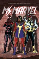 Ms Marvel t5 - Avril 2017