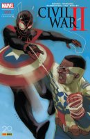 Civil War II 5 Cover 2 - Mai 2017