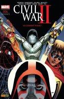Civil War II 6 Cover 2