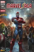 Marvel Saga 1 - Juin 2017