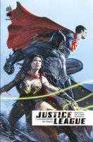 Justice League Rebirth t1