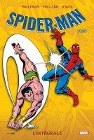 Spider-Man L'intégrale 1980 NE - Juin 2017