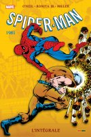Spider-Man l'Intégrale 1981 NE - Juin 2017