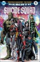 Suicide Squad Rebirth 1 - Juillet 2017
