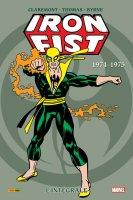 Iron Fist L'intégrale 1974-75 - Juillet 2017