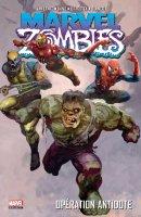 Marvel Zombies t3 - Juillet 2017