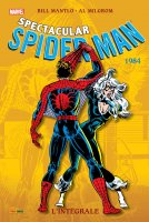 Spectacular Spider-Man L'intégrale 1984 - Juillet 2017