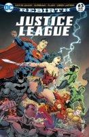 Justice League Rebirth 3 - Août 2017