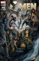 X-Men 3 Cover 2 - Septembre 2017