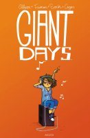 Giant days t2 - Septembre 2017