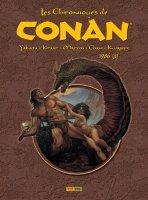 Les chroniques de Conan 1986 - I - Septembre 2017