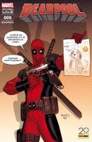 Deadpool 5 Edition 20 ans - Octobre 2017