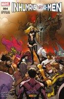 Inhumans vs X-Men 4