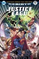 Justice League Rebirth 5 - Octobre 2017