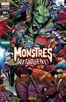 Les monstres attaquent 1