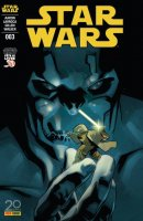 Star Wars 3 Cover 1