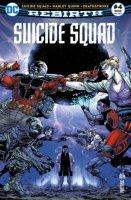 Suicide Squad Rebirth 4 - Octobre 2017