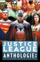 Justice League Anthologie - Octobre 2017