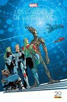 Les Gardiens de la galaxie - Editon 20 ans Panini Comics