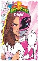 Power Rangers Pink - Octobre 2017
